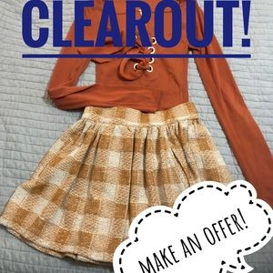 Dresses & Skirts - Closet clearout!